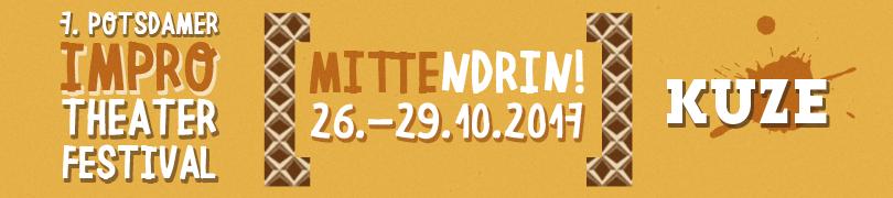 Potsdamer Improfestival 2017